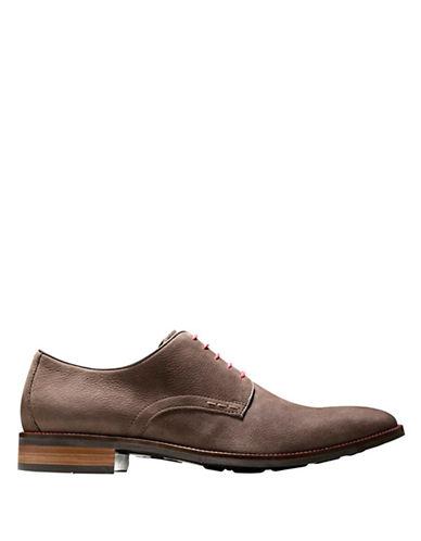 COLE HAANLenox Hill Leather CSUL Plain Toe Oxfords