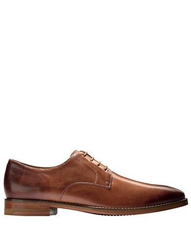 COLE HAANCambridge Leather Plain Toe Oxfords