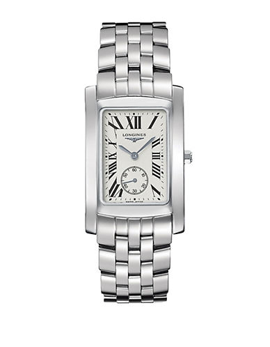 LONGINESMens Dolce Vita Stainless Steel Watch
