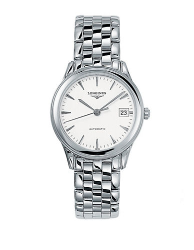 LONGINESMens Flagship Stainless Steel Watch