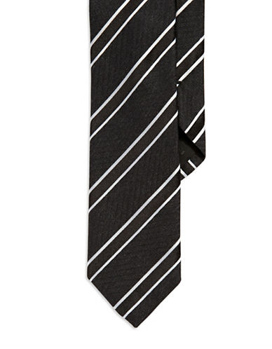 HUGO BOSS Striped Silk Tie