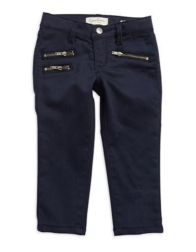 JESSICA SIMPSONGirls 2-6x Deyn Moto Skinny Jeans