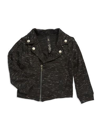 JESSICA SIMPSONGirls 2-6x Moto Jacket