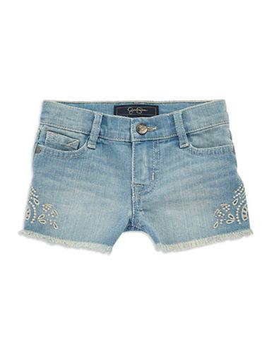 JESSICA SIMPSONGirls 2-6x Cut Off Shorts