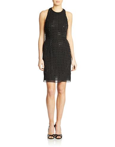 Shop Basix online and buy Basix Racerback Cocktail Dress dress online
