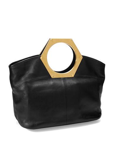 JONATHAN ADLERHardware Accented Bag