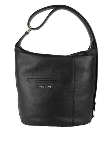 COLE HAANOmega Leather Hobo Bag