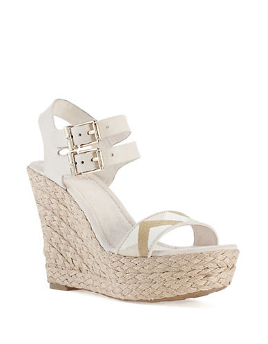ELLIOTT LUCCAGiulia Platform Wedge Sandals