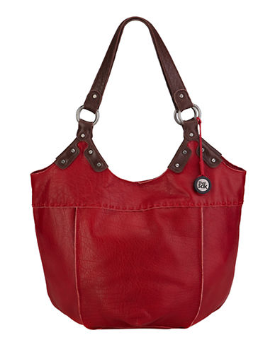 THE SAK Embroidered Leather Bag