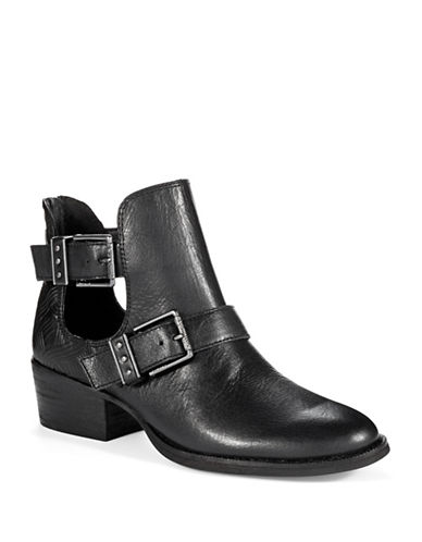 THE SAK Textured Ankle Boots