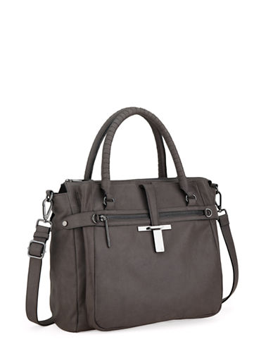 ELLIOTT LUCCAIara Leather Tote Bag