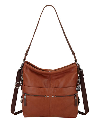 THE SAK Sanibel Leather Bucket Hobo
