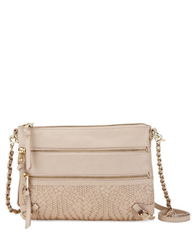 ELLIOTT LUCCA Bali 89 Leather Crossbody Bag