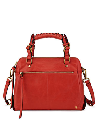 Elliott Lucca Olvera Leather Satchel
