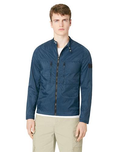CALVIN KLEIN JEANSNylon Moto Jacket