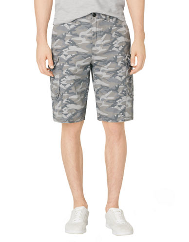 CALVIN KLEIN JEANSCamo Print Cargo Shorts