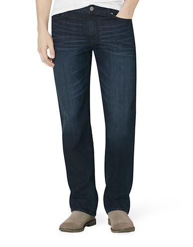 CALVIN KLEIN JEANSRelaxed Straight-Leg Jeans