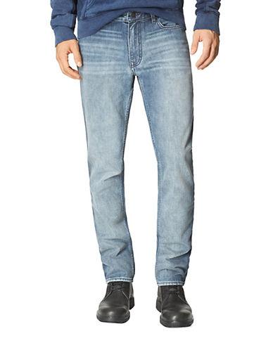 CALVIN KLEIN JEANSChalked Slim Straight Leg Jeans