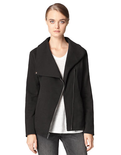 CALVIN KLEIN JEANSAsymmetric Zip Jacket