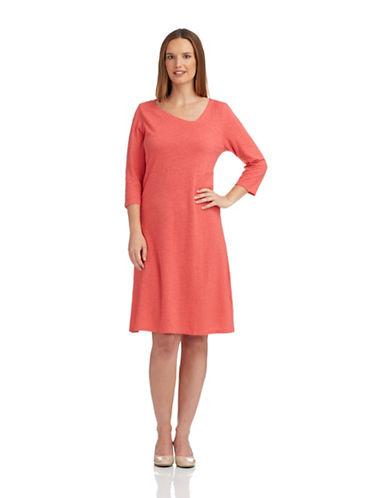 EILEEN FISHERAsymmetrical Shirt Dress