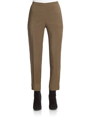 EILEEN FISHER Petite Tapered Ankle Pants