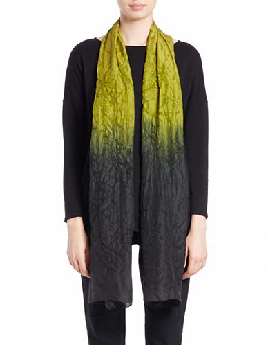 EILEEN FISHER Dyed Silk Scarf
