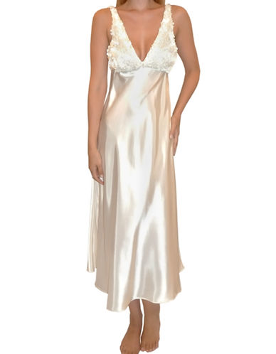 FLORA GOLDBellflower Charmeuse Nightgown