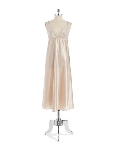 FLORA GOLDLace Bodice Nightgown