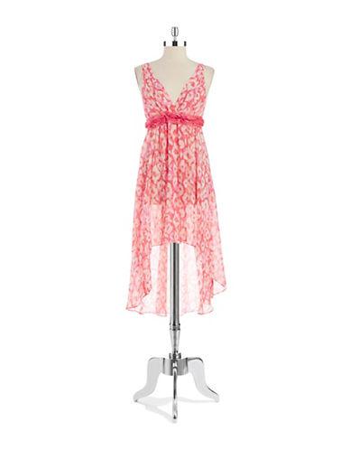 FLORA GOLDAnimal Print Nightgown