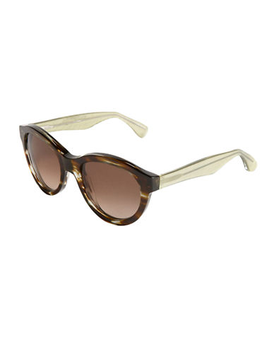 VERA WANG Vespera Cat-Eye Sunglasses