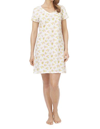 CAROLE HOCHMANShort Sleeve Sleep Shirt