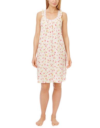 CAROLE HOCHMANCotton Short Nightgown
