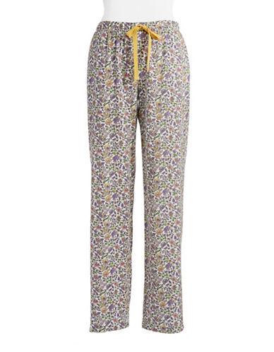 JANE AND BLEECKERPatterned Sleep Pants