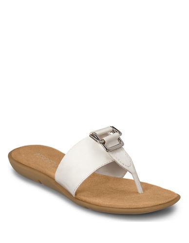 AEROSOLESSavvy Patent Leather Sandals
