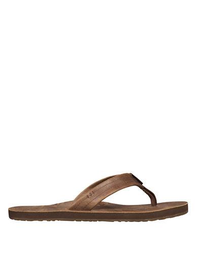 REEFDraftsman Leather Sandals