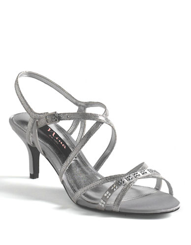 NINACurran Strappy Leather Sandals