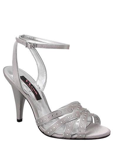 NINADeana Strappy Satin Sandals