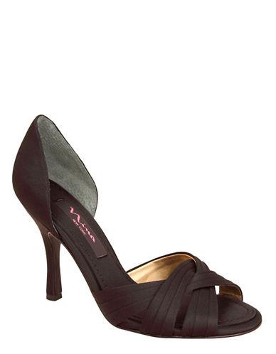 NINACadence Strappy Satin Sandals