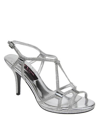 NINABaylyn High-Heel Slingback Sandals