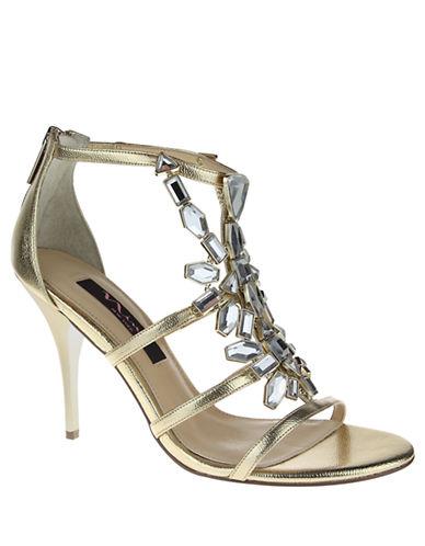 NINACordy High-Heel Sandals