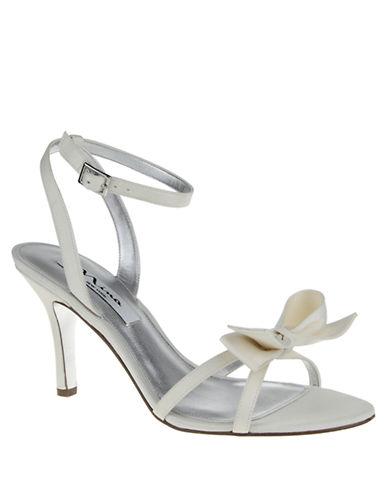 NINAVianna Open-Toe Bow Sandals