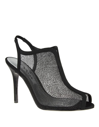 NINA Mei High Heel Booties