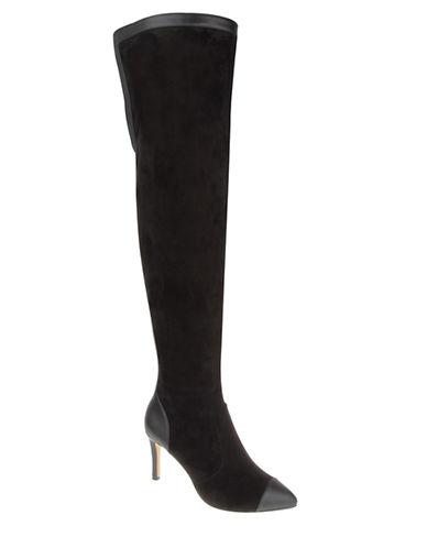 NINAAllure Kidsuede High Heel Boots