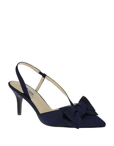 NINA Teddi Pointed Toe Pumps