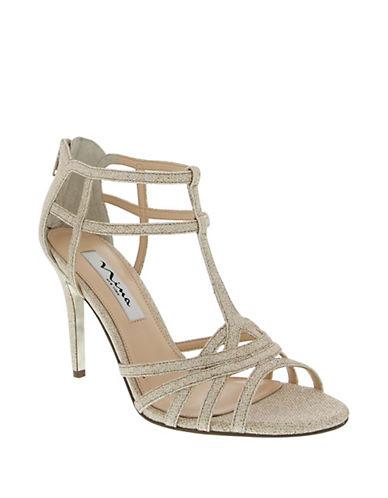 NINACity High-Heel Dress Sandals