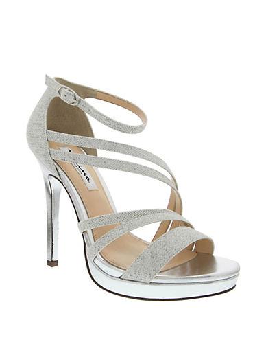 NINAFriday High-Heel Platform Sandals