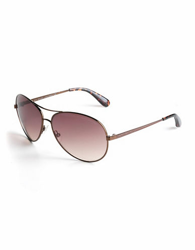 MARC BY MARC JACOBS Wire-Rimmed Aviator Sunglasses