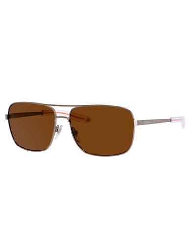 JACK SPADEWright Aviator Sunglasses