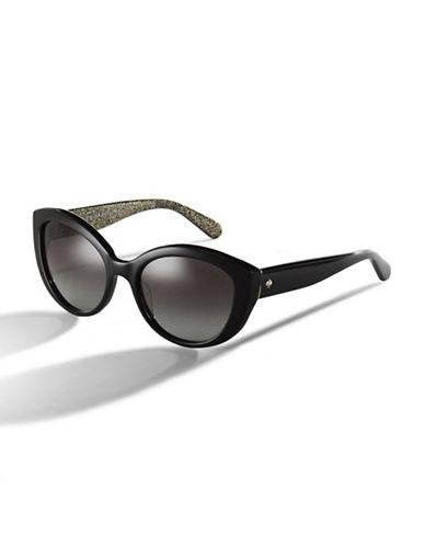 KATE SPADE NEW YORKSherrie Cat Eye Sunglasses