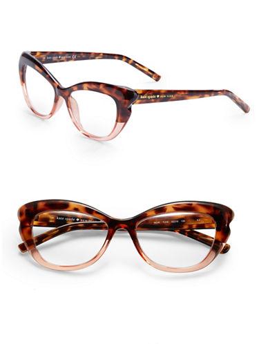 KATE SPADE NEW YORKAlva 52mm Cat's-Eye Reading Glasses